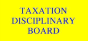 The Taxation Disciplinary Board